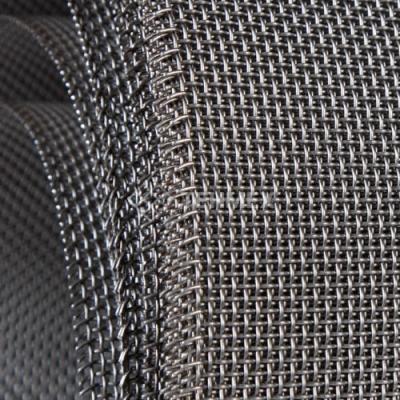 Сетка тканая нержавеющая 1х30м 5x1 мм