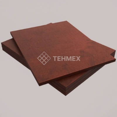 Текстолит лист сорт 1 2x1020x2020 мм ПТ Китай