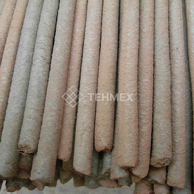Эбонит стержень 25 мм ГОСТ 2748-77