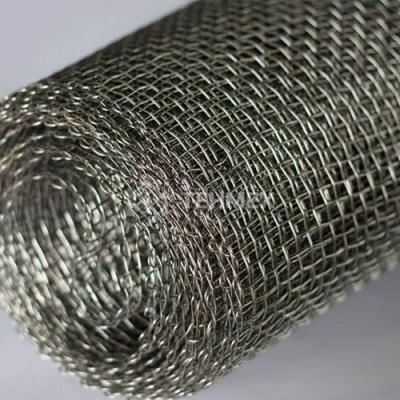 Сетка фильтровая стальная П-60 60x400x0.4 мм НУ ГОСТ 3187-76