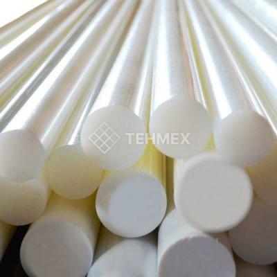 Капролон маслонаполненный стержень 10x1000 мм