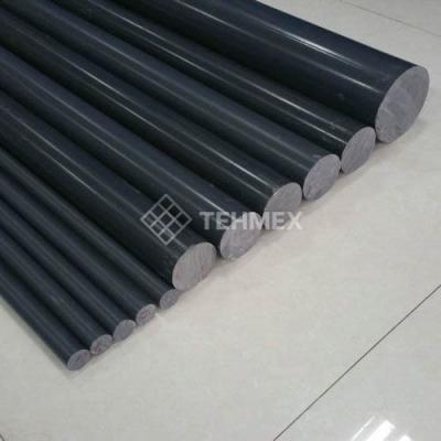 Капролон графитонаполненный стержень 80 мм ТУ 2224-016-00203803-98