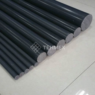 Капролон графитонаполненный стержень 100 мм ТУ 2224-016-00203803-98