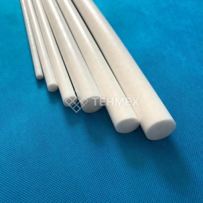 Политетрафторэтилен стержень 25 мм TECAFLON PTFE