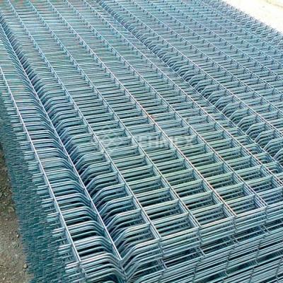 Панели заборные оцинкованные в картах 200x50x6 мм