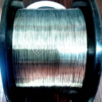 Проволока нихромовая 0.4 мм Х20Н80-Н-ВИ