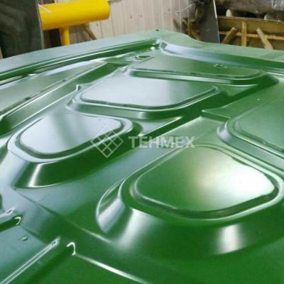 Изготовление деталей из стеклопластика