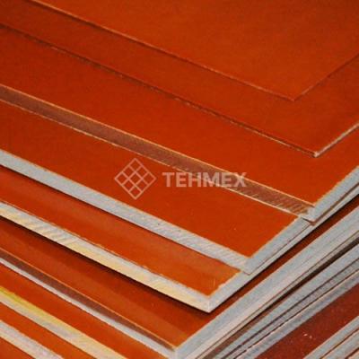 Гетинакс лист 1.5x2000x1000 мм ГОСТ 2718-74