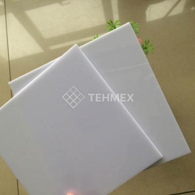 Лист ударопрочный полистирол белый 1x1500x3000 мм