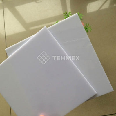 Лист ударопрочный полистирол белый 5x2000x3000 мм