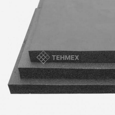 Техпластина листовая пористая 14x650x650 мм ТУ 38-105867-90