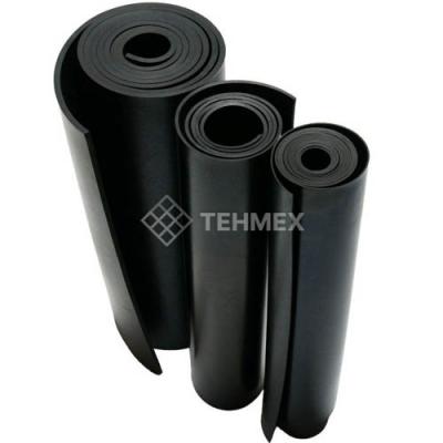 Техпластина рулонная 1x1200 мм ТМКЩ-C ГОСТ 7338-90